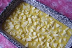 Příprava receptu Jablečné řezy s pudinkem, krok 4