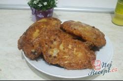 Příprava receptu Obrácené řízky s bramborovou kaší, krok 6