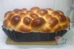 Příprava receptu Velikonoční koláč u nás nazývaný Pascha, krok 14