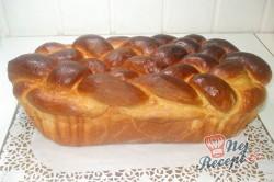 Příprava receptu Velikonoční koláč u nás nazývaný Pascha, krok 15
