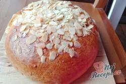 Příprava receptu Mazanec bez vajec, krok 6