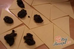 Příprava receptu Křehké makové rohlíčky, krok 5
