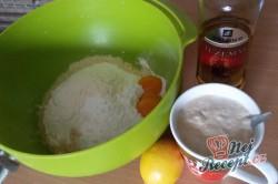 Příprava receptu Rumové koblihy podle Mineralky, krok 1