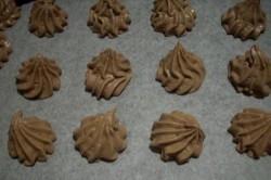 Příprava receptu Křehké mini větrníky plněné vanilkovým krémem, krok 1