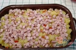 Příprava receptu Španělská frittata - oběd z jednoho pekáče, krok 7