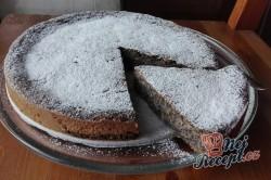 Příprava receptu Makový koláč s jablky. Jeho příprava vám zabere opravdu jen 2 minuty., krok 1