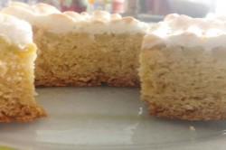 Příprava receptu Rebarborový koláč se sněhem, krok 8