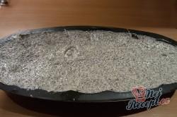Příprava receptu Makový hrníčkový koláč v starodávné kameninové formě, krok 8
