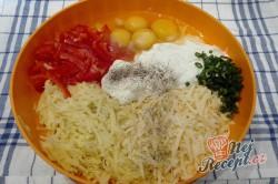 Příprava receptu Zapékaná květáková baba, krok 3