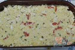 Příprava receptu Zapékaná květáková baba, krok 4