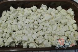 Příprava receptu Zapékaná květáková baba, krok 2