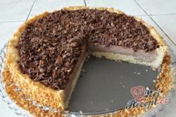 Příprava receptu Čokoládový (panna cotta) dort, krok 2