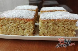 Příprava receptu Hrníčková cuketová buchta (chutná jako nadýchaný perník), krok 1