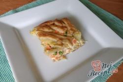 Příprava receptu Zeleninový koláč z listového těsta, krok 1