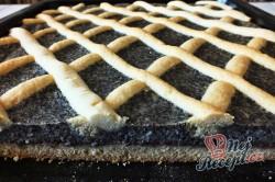 Příprava receptu Makový mřižák - klasický makový koláček trochu jinak, krok 2