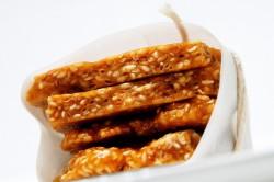 Příprava receptu Domácí sezamové tyčinky, krok 3