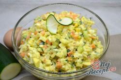 Příprava receptu Falešný bramborový salát, krok 5