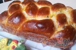 Příprava receptu Naše tradiční velikonoční pečivo nazývané PASCHA, krok 3
