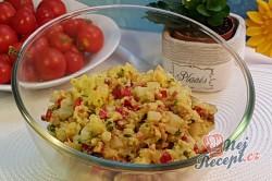 Příprava receptu Květákovo-kedlubnové kouličky s mozarellou, krok 3