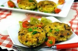 Příprava receptu Výborné karbanátky se sýrem a vajíčkem, krok 3