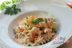 Příprava receptu Nejjednodušší patnáctiminutová bezmasá večeře, krok 1