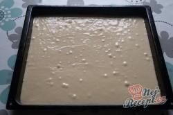 Příprava receptu Malinová bublanina podle Mineralky, krok 4