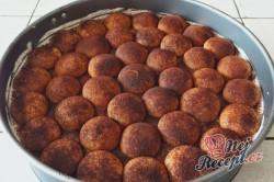 Příprava receptu Tiramisu v dortové formě, krok 1
