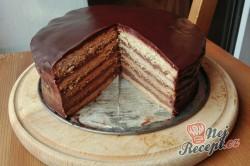 Příprava receptu Nejlepší medový dort politý čokoládou, krok 2