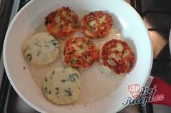 Příprava receptu Bramborovo sýrové karbanátky, krok 3