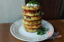 Příprava receptu Bramborovo sýrové karbanátky, krok 5