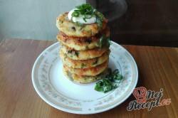 Příprava receptu Bramborovo sýrové karbanátky, krok 6