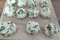 Příprava receptu Bramborovo sýrové karbanátky, krok 2