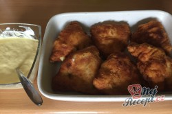 Příprava receptu Cordon bleu trochu jinak, krok 5
