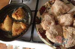 Příprava receptu Cordon bleu trochu jinak, krok 4