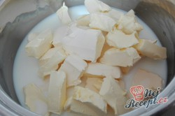 Příprava receptu Fantastický makovník pečený v bábovkové formě, krok 1