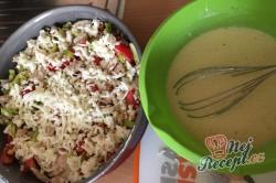 Příprava receptu Quesadilla - mexický koláč s kuřecím masíčkem, krok 6