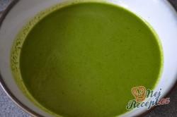 Příprava receptu Jahodovo špenátové kostky - fotopostup, krok 1