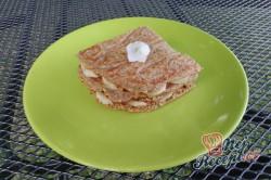 Příprava receptu Ovesné sendviče s ovocem, krok 3