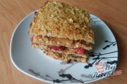 Příprava receptu Ovesné sendviče s ovocem, krok 4