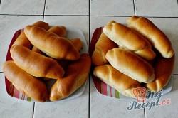 Příprava receptu Neodolatelné domácí máslové rohlíky bez mléka a bez vajíčka, krok 2