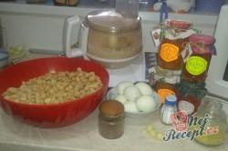Příprava receptu Škvarková pomazánka trošku pikantní, krok 1