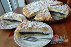 Příprava receptu Strouhaný makový koláč s tvarohem, krok 2