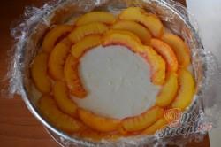 Příprava receptu Tvarohový koláč bez vajec a pečení, krok 7