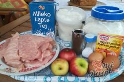 Příprava receptu Krůtí prsa v jablečném těstíčku, krok 1