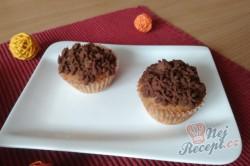 Příprava receptu Hruškové cup cakes s pařížskou šlehačkou, krok 1