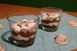 Příprava receptu Dezert s chutí Vánoc, krok 2