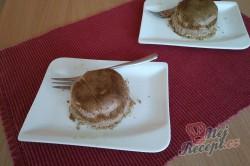 Příprava receptu Pruhované kávové bábovičky, krok 1