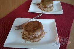 Příprava receptu Pruhované kávové bábovičky, krok 2