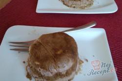 Příprava receptu Pruhované kávové bábovičky, krok 4