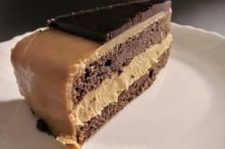 Příprava receptu MAXI Toffifee dort, krok 3